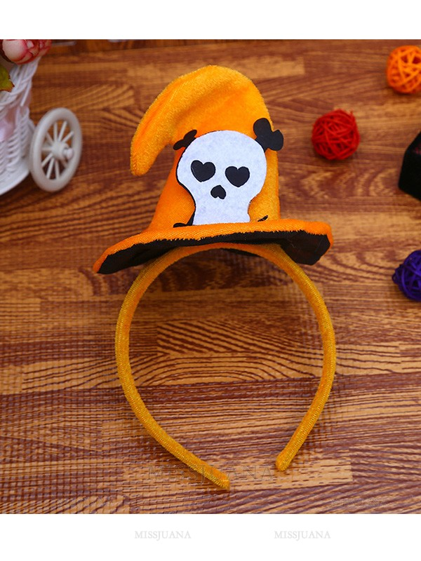 Halloween Charming Plastic With Hat Headpieces