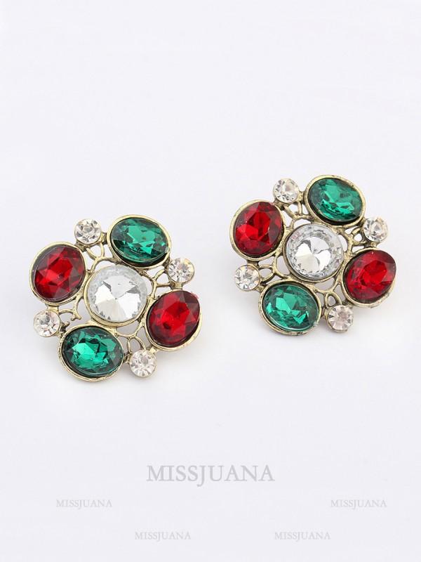 Occident New Stylish Popular Stud Hot Sale Earrings
