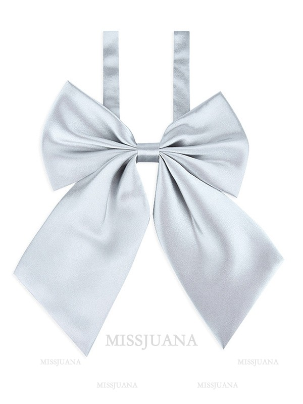 Gorgeous Polyester Bow Tie For Women