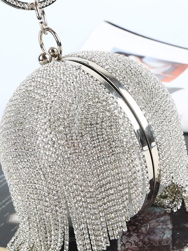 Charming Rhinestone Evening/Party Handbags