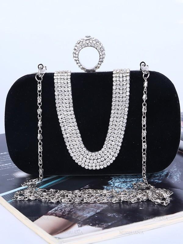 Trending Rhinestone Evening/Party Handbags