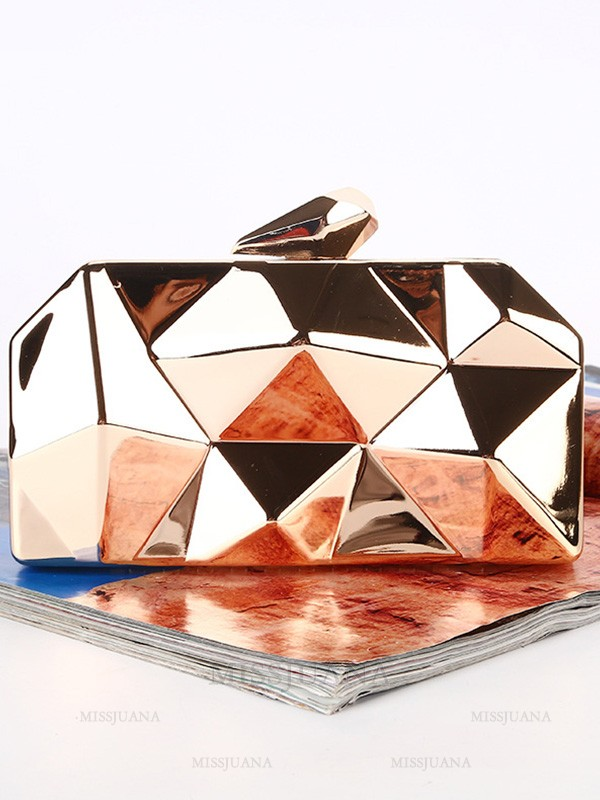 Fashion Alloy Evening/Party Handbags