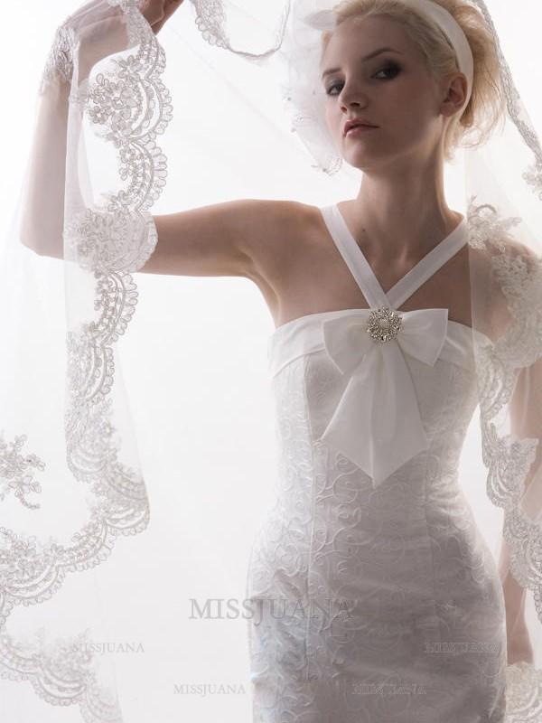 Tulle Lace Wedding Veils