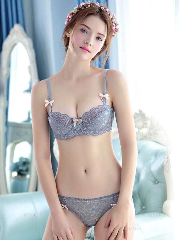 Lovely Lace Bra Sets