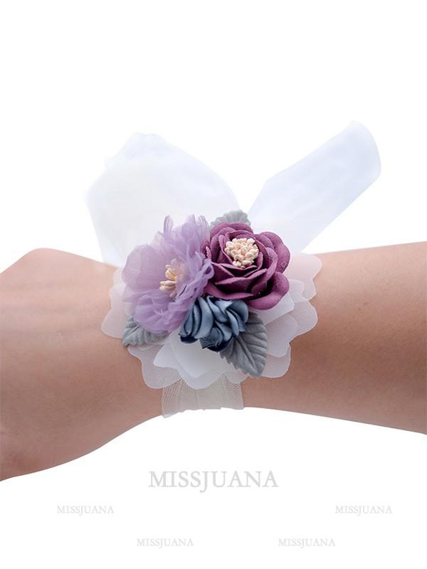 Charming Cloth Wrist Corsage