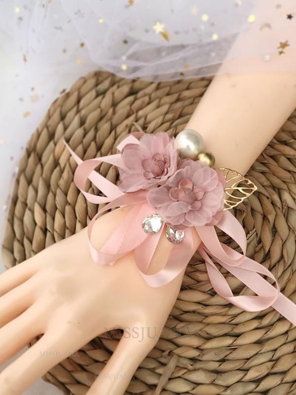 Delicate Silk Wrist Corsage